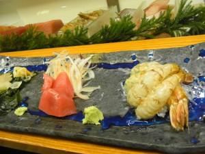 万寿貝、赤身、ガスエビ