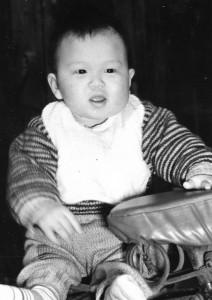 生後9か月 昭和28年