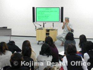 就学時検診時の歯科指導4
