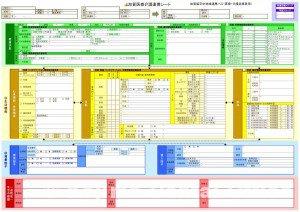 加賀医療介護連携シート